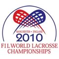 2010 World Lacrosse Championships Logo